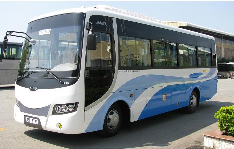 Thuê xe tham quan du lịch trong tỉnh Phú Yên