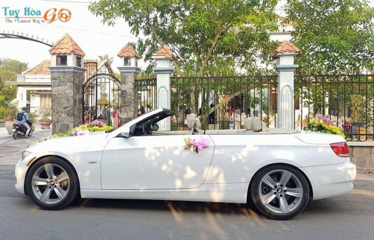thuê xe rước dâu Phú Yên