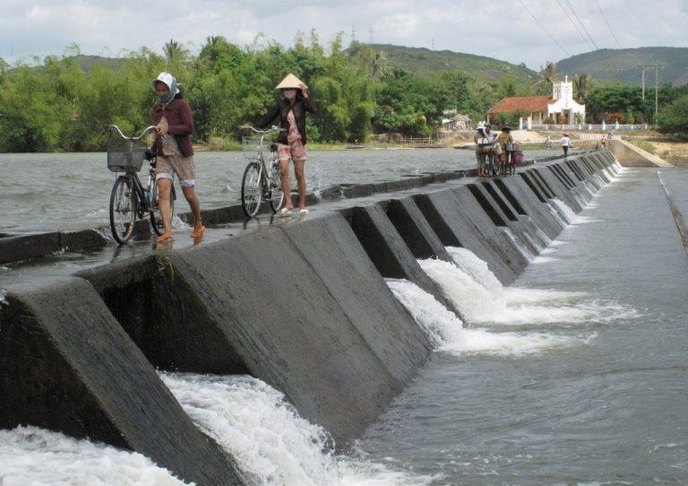 Đập Tam Giang và ý nghĩa thủy lợi to lớn