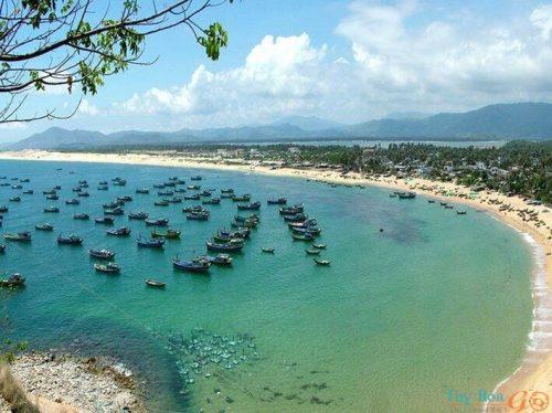 Bãi Biển Tuy Hòa Phú Yên