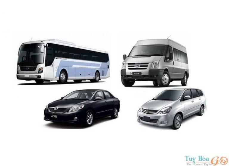 Chọn kiểu xe phù hợp với mục đích chuyến đi
