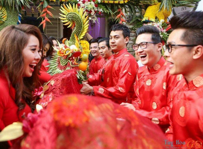 Trình tự phong tục cưới hỏi của người Việt Nam