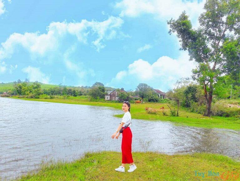 Cao nguyên Vân Hòa - Đà Lạt thu nhỏ giữa lòng Phú Yên