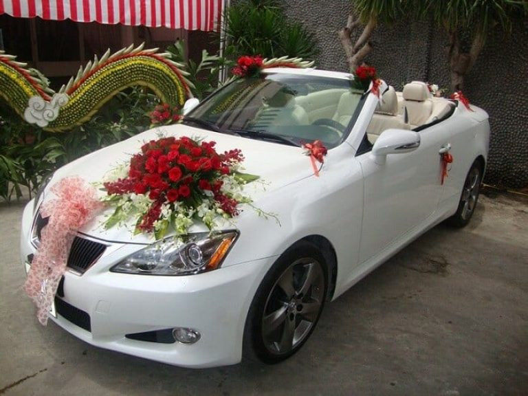 Kinh nghiệm thuê xe rước dâu cưới hỏi