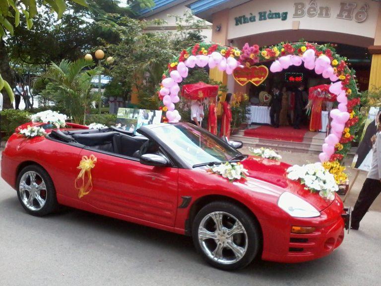 Tại sao nên thuê xe cưới hỏi Phú Yên?