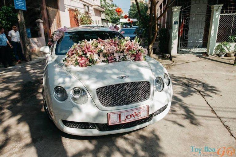 Làm sao xác định công ty cho thuê xe đón dâu Phú Yên uy tín?