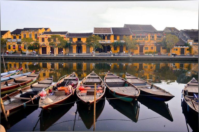 thuê xe du lịch Tuy Hòa đi Hội An trên internet