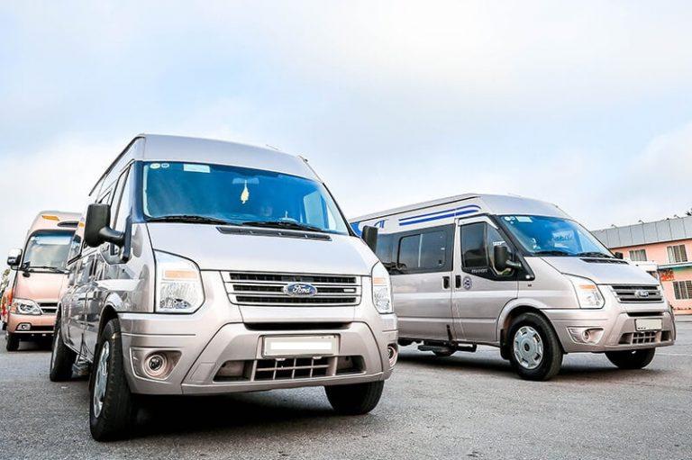 Lựa chọn dịch vụ thuê xe từ Tuy Hòa đi Phan Rang