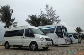 Thuê xe du lịch Sài Gòn đi Cà Mau 4-7-16-28-35-45 chỗ ngồi