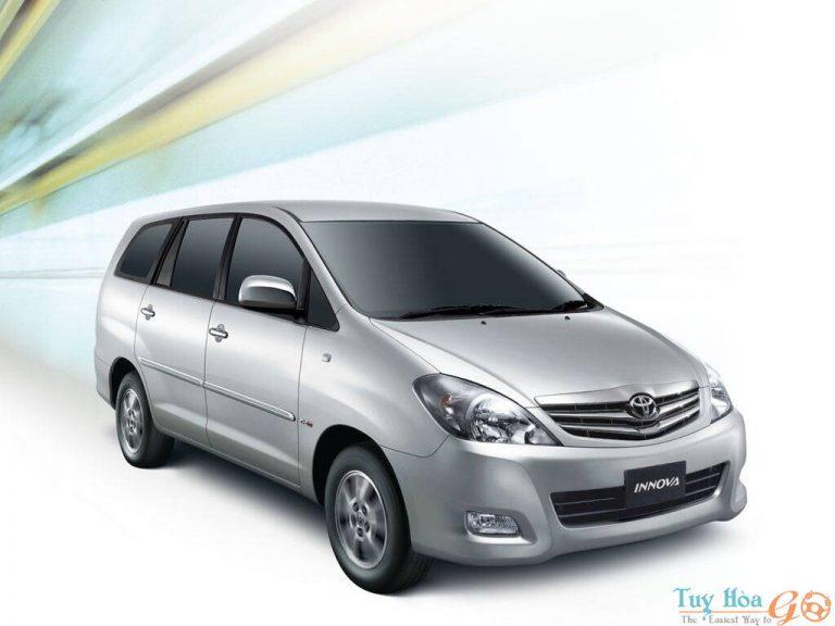 Thuê xe từ Tuy Hòa đi sân bay Vinh online hay offline?