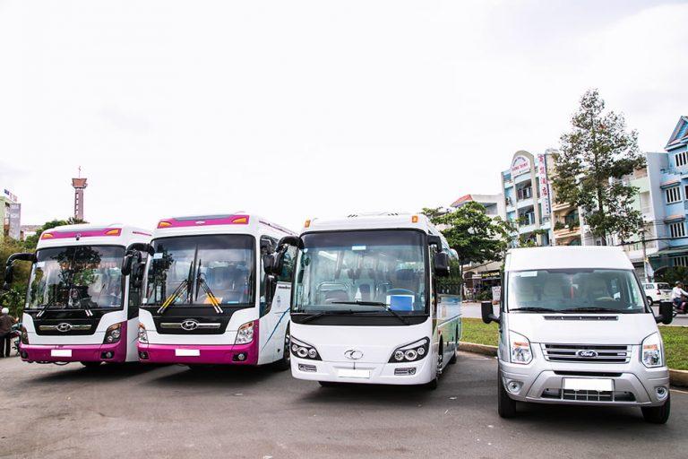 Thuê xe từ Tuy Hòa đi Sài Gòn du lịch tại Tuyhoago