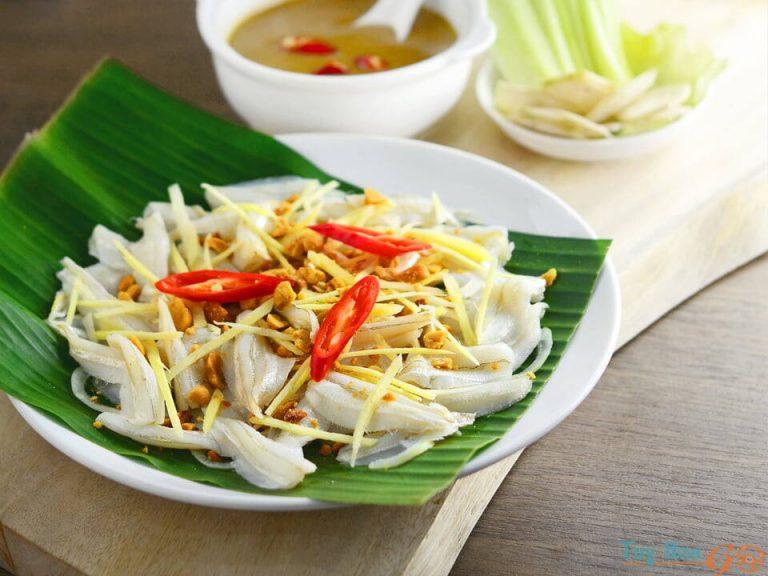 Gỏi cá Mai - món ngon Phú Yên hấp dẫn nhất
