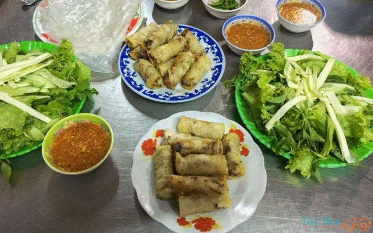 Chả dông - món ngon Phú Yên lạ tai