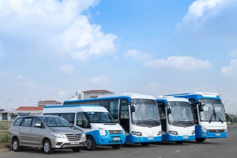 Thị trường thuê ô tô Tuy Hòa 2020 ngày càng sôi động