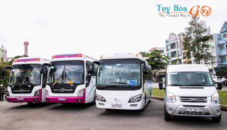 Đội xe ô tô du lịch Sài Gòn - Vũng Tàu