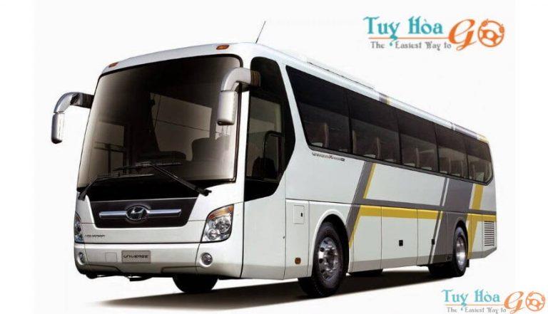 Thuê xe từ Tuy Hòa đi Sài Gòn giá phải chăng