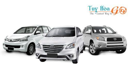 Địa chỉ cho thuê xe 7 chỗ ngồi ở Tuy Hòa – Phú Yên uy tín, giá rẻ