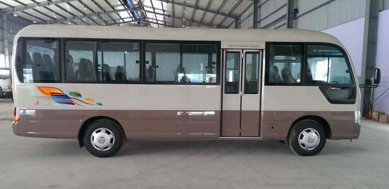 Thuê xe 29 chỗ ngồi phù hợp với những đoàn khách nào?