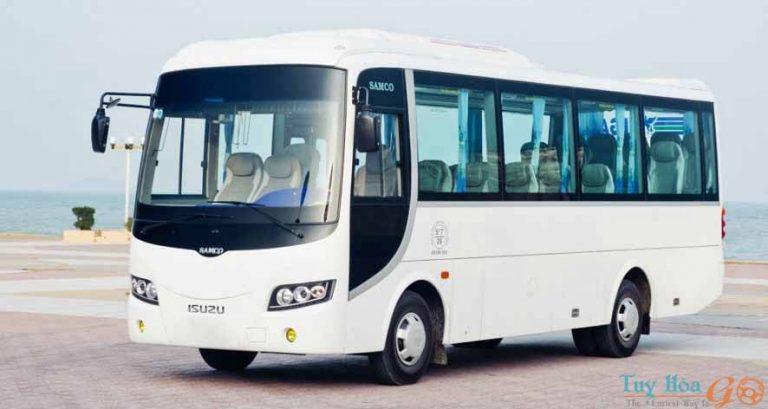 1- thue-xe-35-cho-ngoi-tuy-hoa Thuê xe 35 chỗ ngồi Tuy Hòa phù hợp với những đối tượng nào?