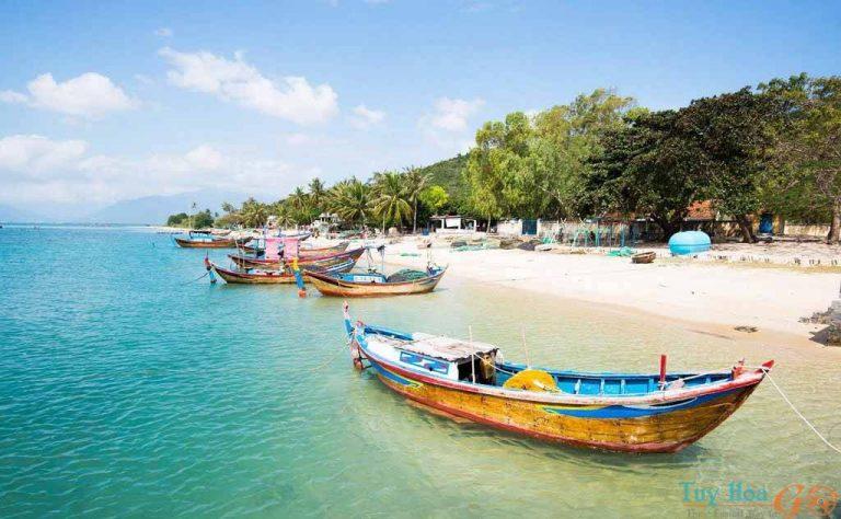 2-dao-diep-son-phu-yen Du lịch đảo Điệp Sơn mùa nào?