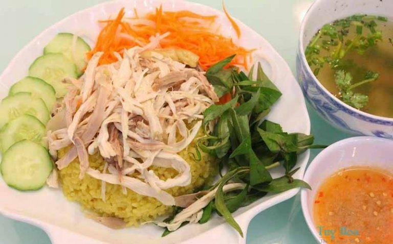 2-dia-diem-an-uong-phu-yen Cơm gà Tuyết Nhung - địa điểm ăn uống Phú Yên trứ danh