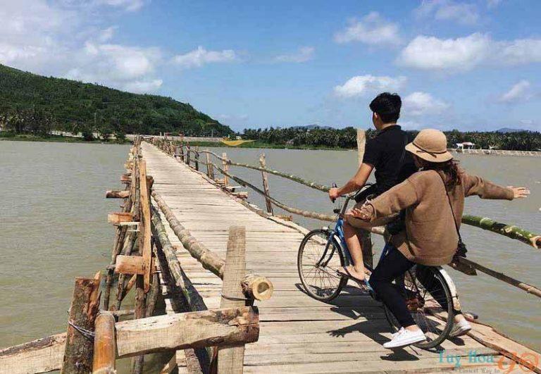 3-cau-go-ong-cop-phu-yen Ý nghĩa của Cầu Gỗ Ông Cọp Phú Yên