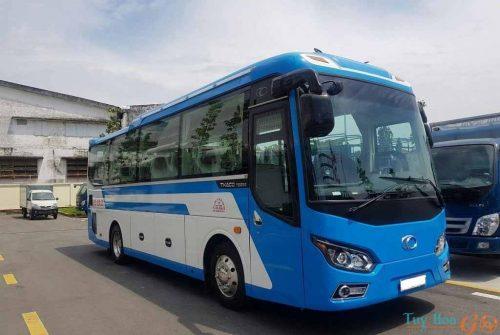 xe 29 chỗ ngồi Thaco Town