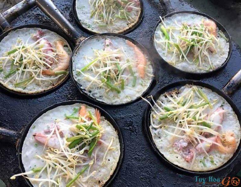 5-dia-diem-an-uong-phu-yen Địa điểm ăn uống Phú Yên - bánh bèo chén Cô Mai