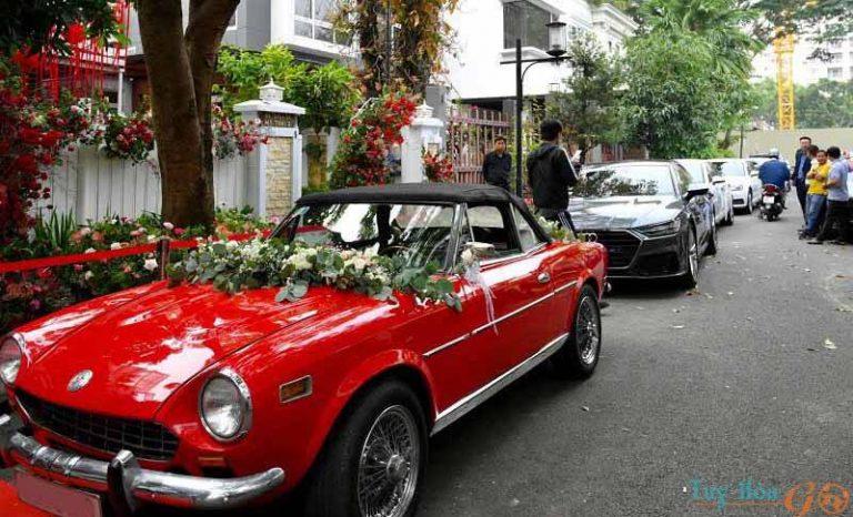 Dịch vụ thuê xe cưới rước dâu TPHCM [2021]