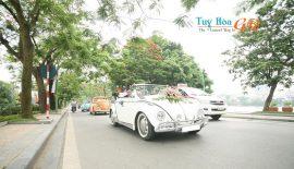 Dịch vụ thuê xe rước dâu Quy Nhơn – Bình Định 13/10/2021