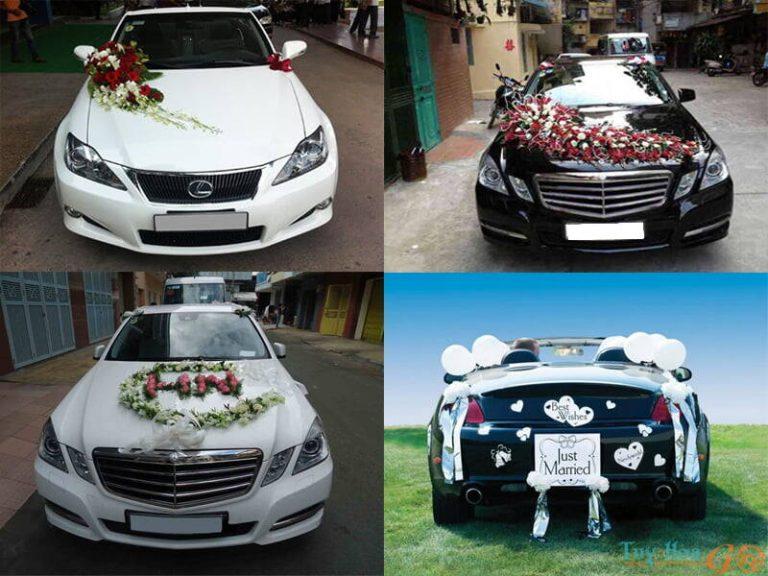 Loại và kiểu dáng xe khi thuê xe rước dâu Quy Nhơn