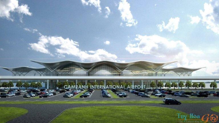 Sân bay Cam Ranh hiện đại