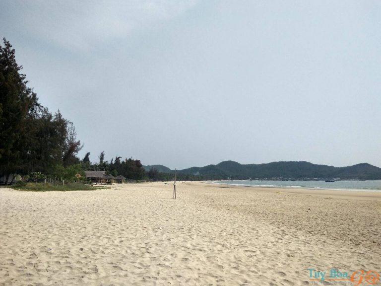 Biển Vịnh Hòa Phú Yên và cảm nhận của du khách