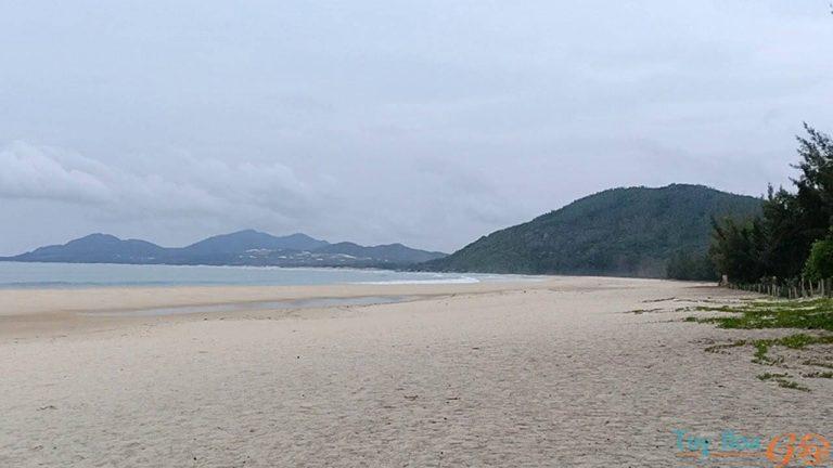 Du lịch biển Vịnh Hòa Phú Yên
