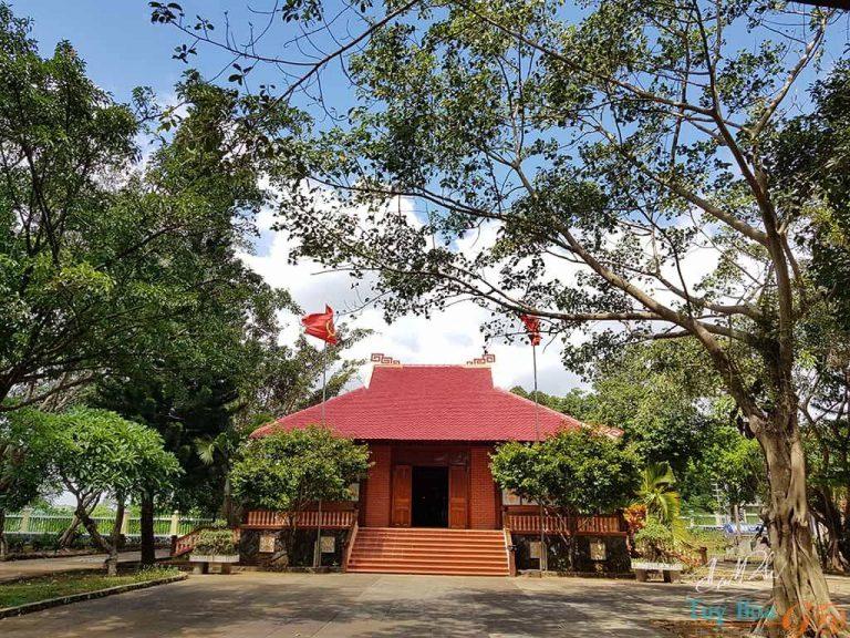 Nhà thờ Bác Hồ Phú Yên ở đâu?