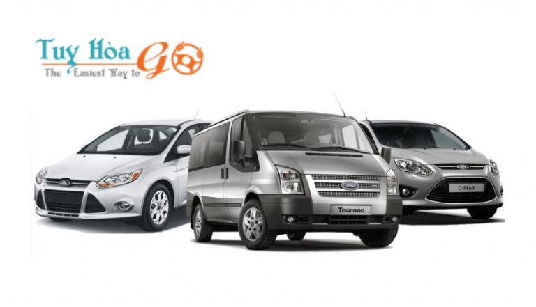 xe du lịch Tuy Hòa đi Gia Lai Tuy Hòa Go