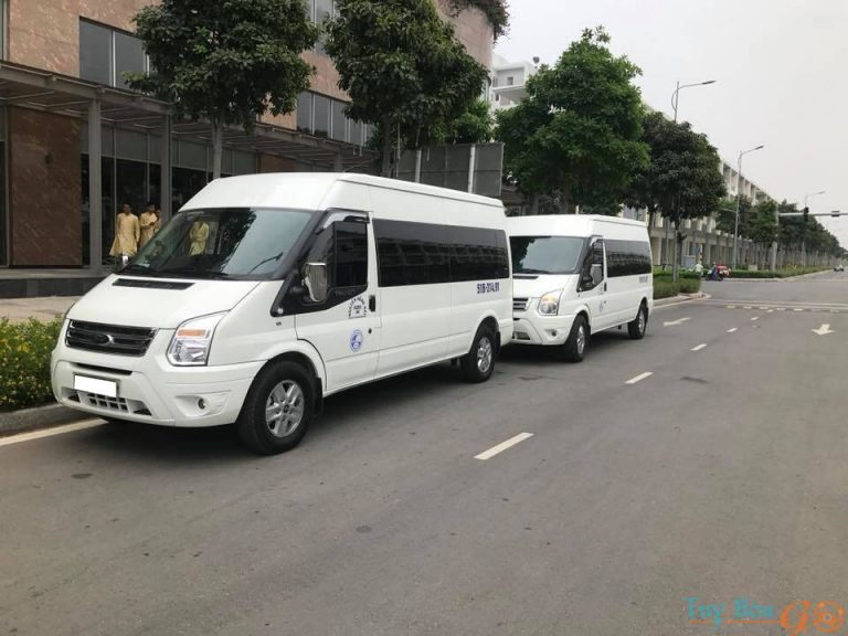 Thuê xe du lịch có lái của Tuy Hòa Go đến cảng Hàm Tử rồi ra đảo