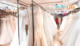 Dịch vụ thuê váy cưới Phú Yên giá SIÊU rẻ [2021]