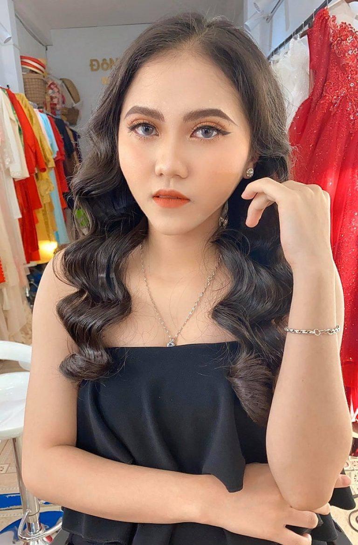 Makeup cho khách đi tiệc Tuy Hòa Phú Yên