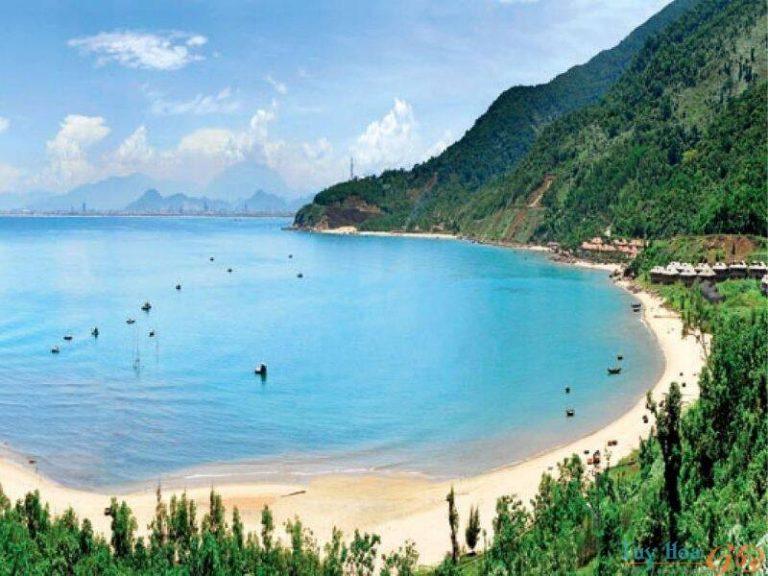 Bãi Môn – một trong các bãi biển đẹp nhất Việt Nam -địa điểm du lịch Phú Yên đáng đến