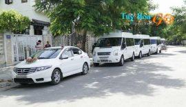 Thuê xe đón dâu Nha Trang: 3 loại xe quan trọng ở lễ cưới