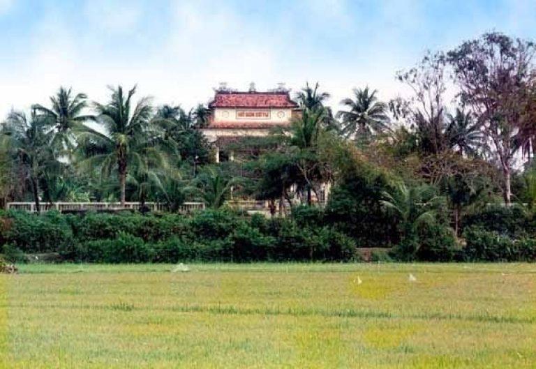Chùa Hồ Sơn – Nơi tĩnh tâm của ngươi dân Tuy Hòa