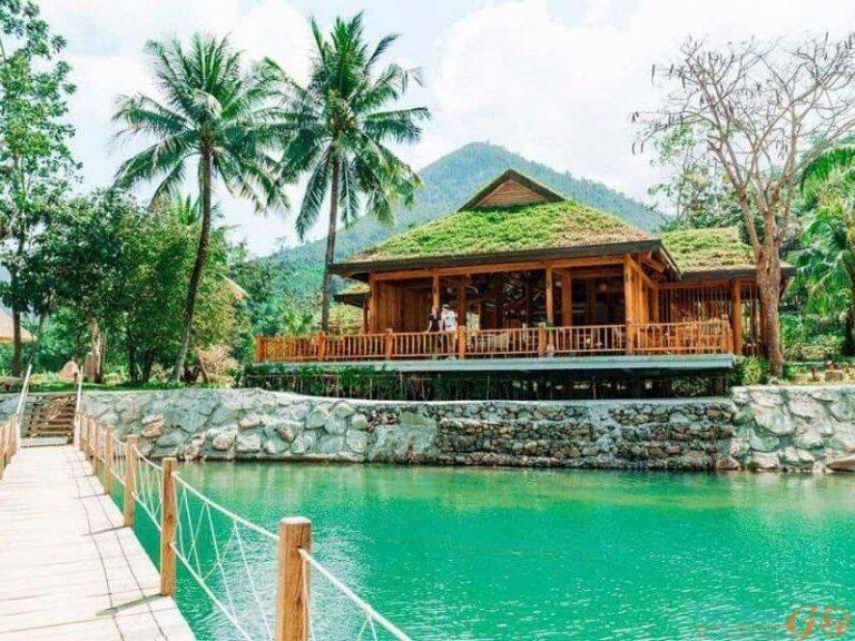 Check-in ở viên ngọc quý Ba Hồ giữa núi rừng Nha Trang khi check-in Nha Trang