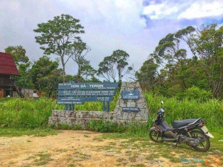 Đỉnh Hòn Bà – tiểu Đà Lạt giữa lòng thành phố biển Nha Trang