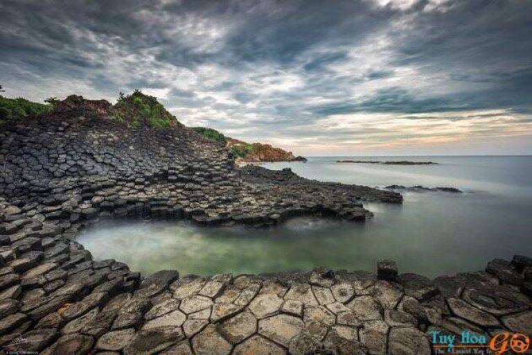 Ghềnh đá đĩa - Tạo hóa ngàn năm có một của Phú Yên 14/07/2021