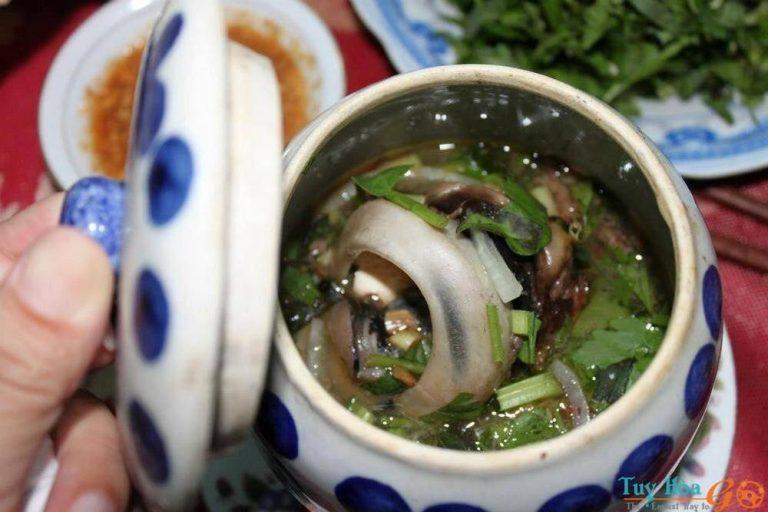 Mắt cá ngừ đại dương - Đặc sản Phú Yên