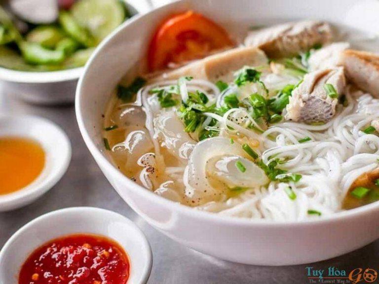 Thiên đường bún Nha Trang: từ bún cá, bún chả cá đến bún sứa độc lạ