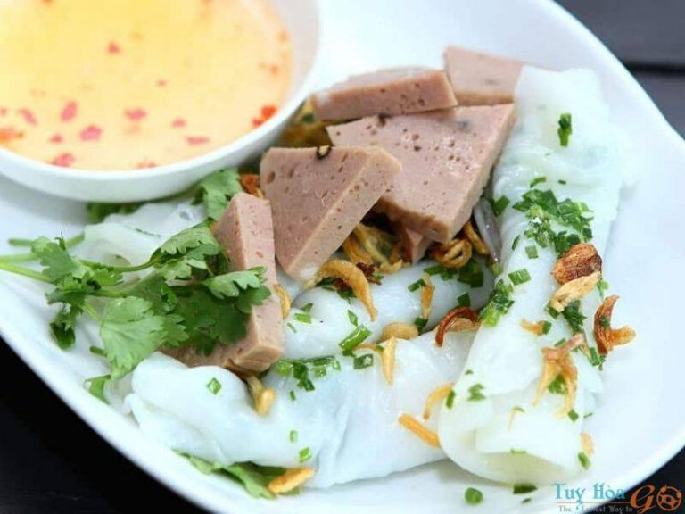 Bánh ướt, bánh đập – món ăn xuất hiện ở mọi ngóc ngách Nha Trang