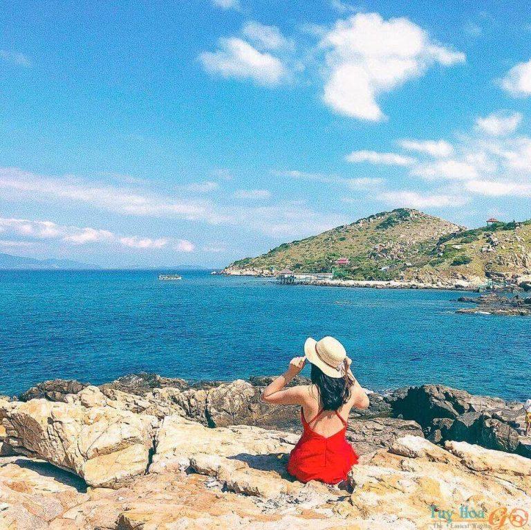 Thời điểm đẹp nhất để tham quan đảo Yến Bình Định