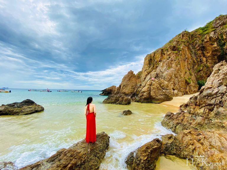 Kỳ Co – Thiên đường biển đảo quên lối về